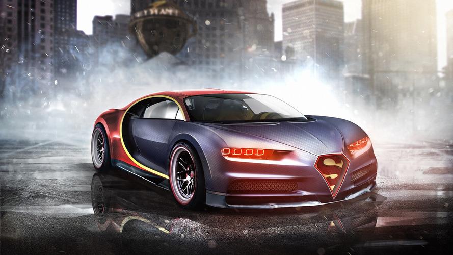 Hangi süper kahraman hangi otomobili kullanırdı?