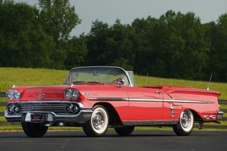 Stolen Classic Impala Returned Completely Restored