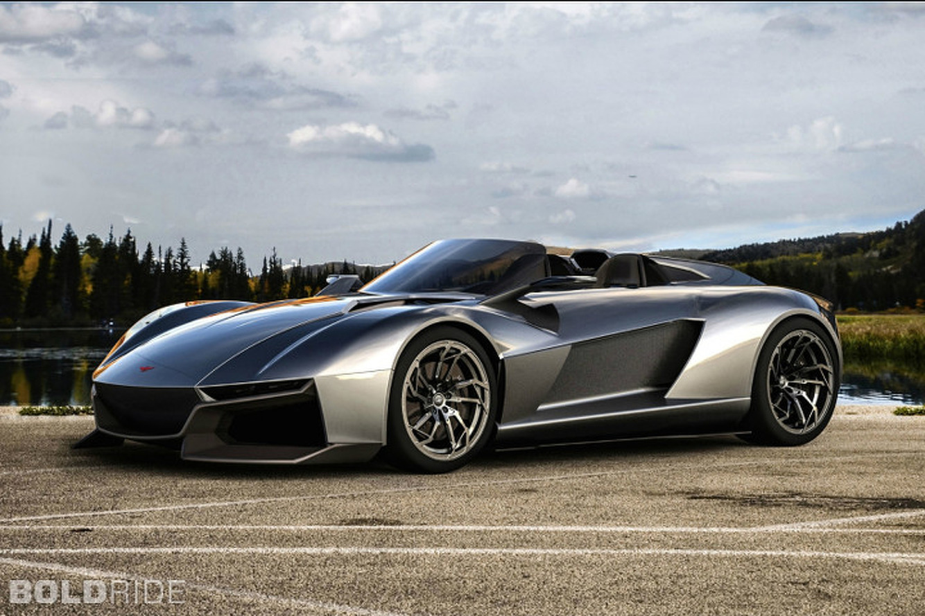 Rezvani Unleashes 500 Horsepower Beast Roadster