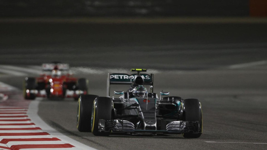 Rosberg 'didn't care' as he attacked in Bahrain