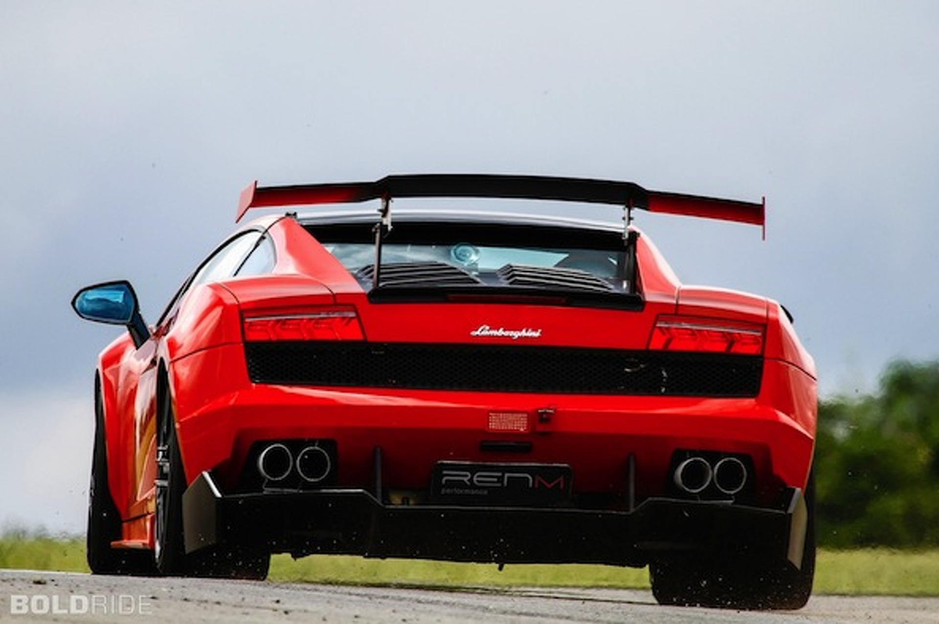 Bold Ride of the Week: RENM Lamborghini Gallardo STS-700