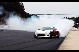 Video: NASCAR-Powered Toyota GT 86 is As Crazy As it Sounds