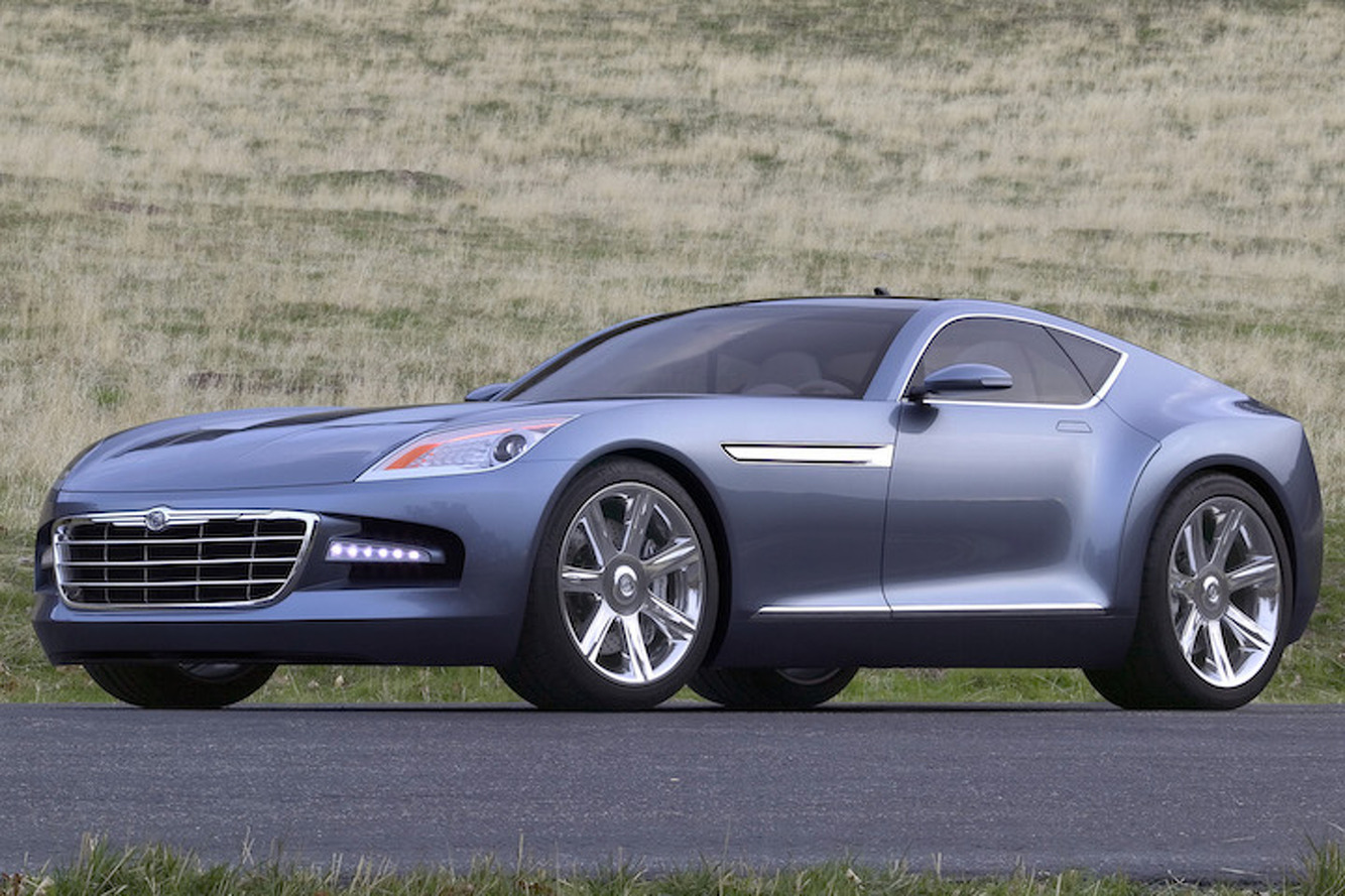 The Viper-Based Chrysler Supercar That Never Was: Weird Car of the Week