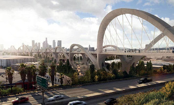 A Tribute to the 6th Street Bridge: Hollywood's Unsung Hero
