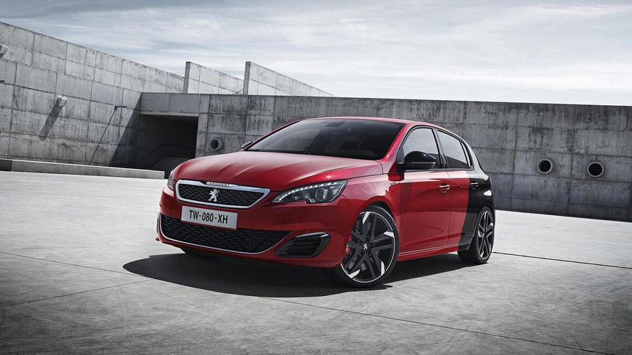 2018 peugeot 308 gti. exellent 2018 peugeot 308 gti goes official with up to 270 ps and limitedslip  differential on 2018 peugeot gti