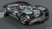 Audi Mesarthim F-Tron Quattro concept