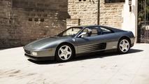 Ferrari 348 tb de 1990 sur eBay