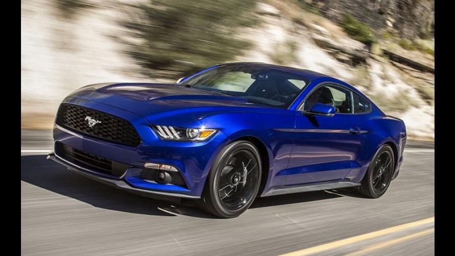 Mustang, Genesis e Golf são os finalistas do prêmio Car of The Year 2015