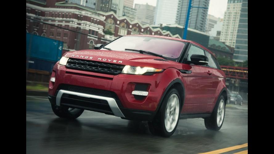 Land Rover planeja versões esportivas para os RR Evoque e Sport