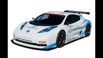 Nissan LEAF NISMO RC: o carro de corrida elétrico