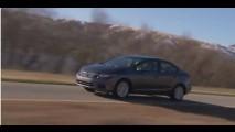 VÍDEOS mostram detalhes do Novo Honda Civic 2012 - Lançamento adiado para outubro