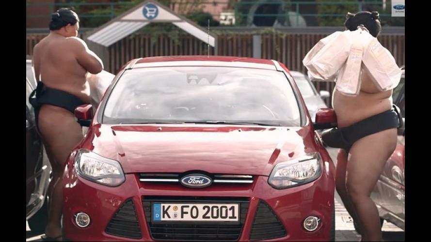 Vídeo: Ford pega