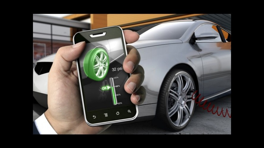 Sensor de pressão dos pneus passa a ser item obrigatório na Europa a partir de novembro