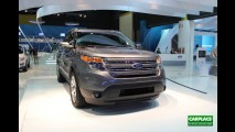 Salão de Buenos Aires: Novo Ford Explorer