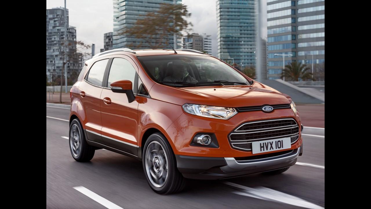 Europa: Ford reduzirá vendas para frotistas para aumentar lucros