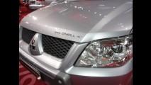Salão SP: Mitsubishi apresenta Outlander híbrido e Lancer nacional