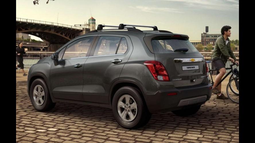 Chevrolet Tracker é lançado no Chile pelo equivalente a R$ 42,3 mil