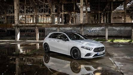 Se abren los pedidos para los Mercedes-Benz Clase A 180 y 250 4MATIC