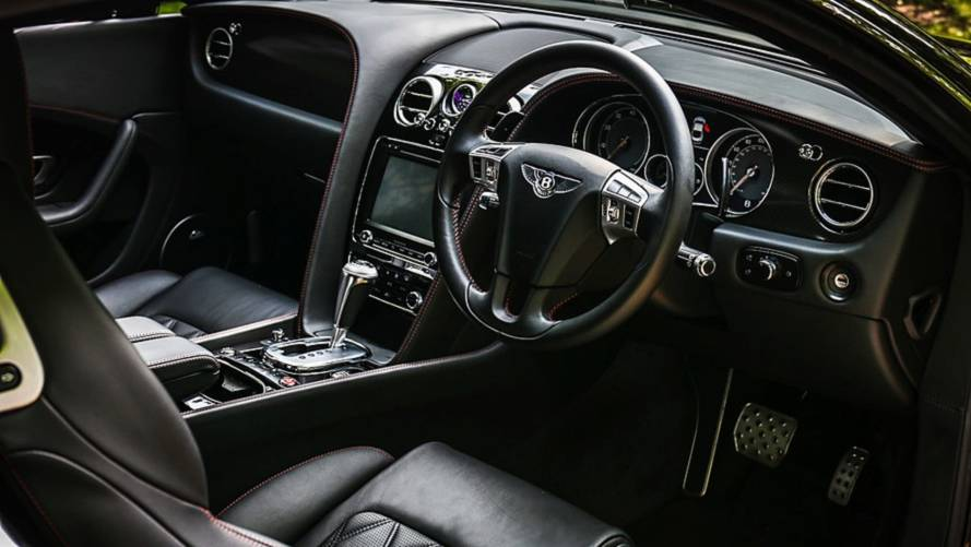 Elton John'a ait Bentley Continental GT Speed