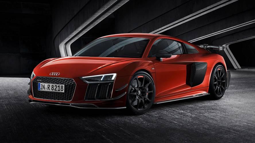 Bugüne kadarki en performanslı Audi R8 duyuruldu