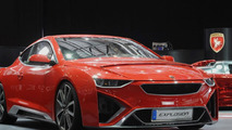 Gumpert Explosion revealed with 420 bhp and all-wheel drive