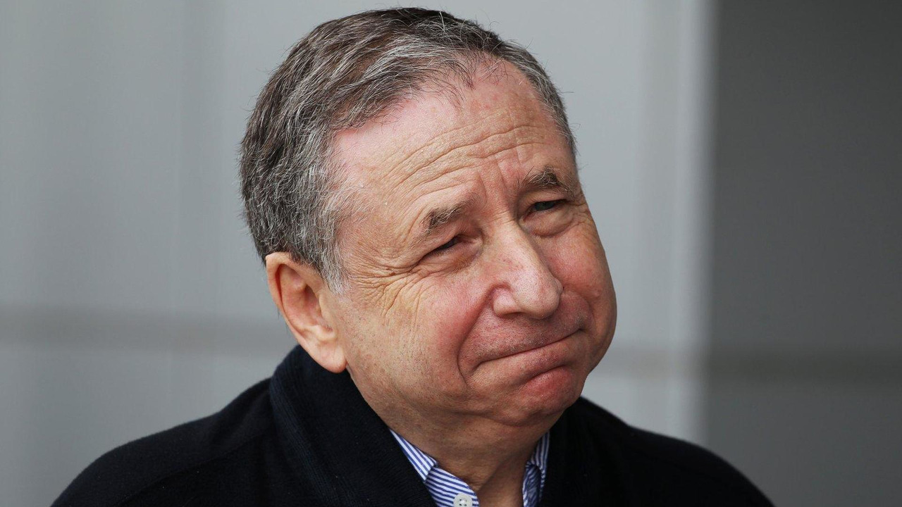 Jean Todt 14.04.2012 Chinese Grand Prix