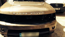 Range Rover without LED DRLs