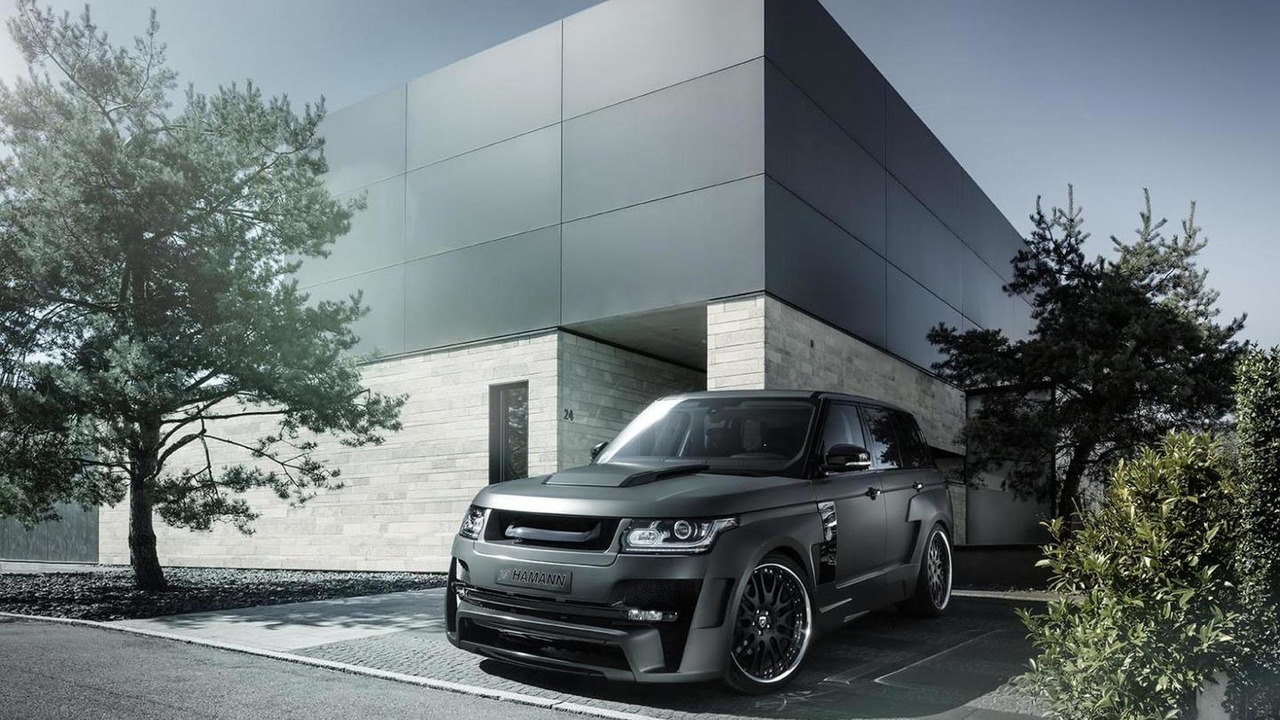 Hamann Mystere based on 2013 Range Rover