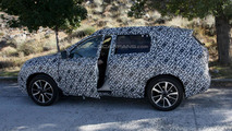 2014 Nissan Qashqai spy photo 25.09.2013
