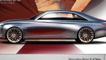 Mercedes-Benz U-Class envisioned as flagship model