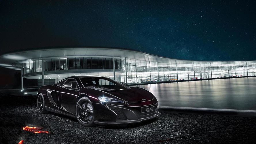 McLaren Special Operations 650S confirmed for production, Spider version to premiere at Goodwood