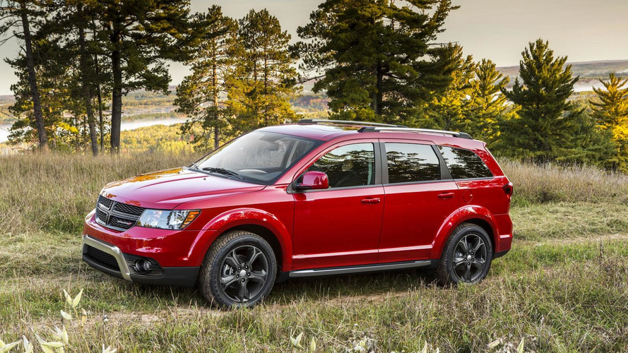 2014 Dodge Journey Crossroad unveiled with off-road inspired styling