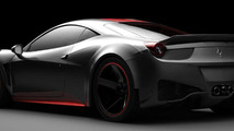 Ferrari F458 Curseive announced, features a GT3-inspired widebody kit [video]
