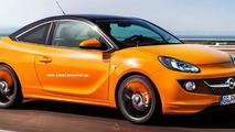Opel Tigra resurrected through digital render