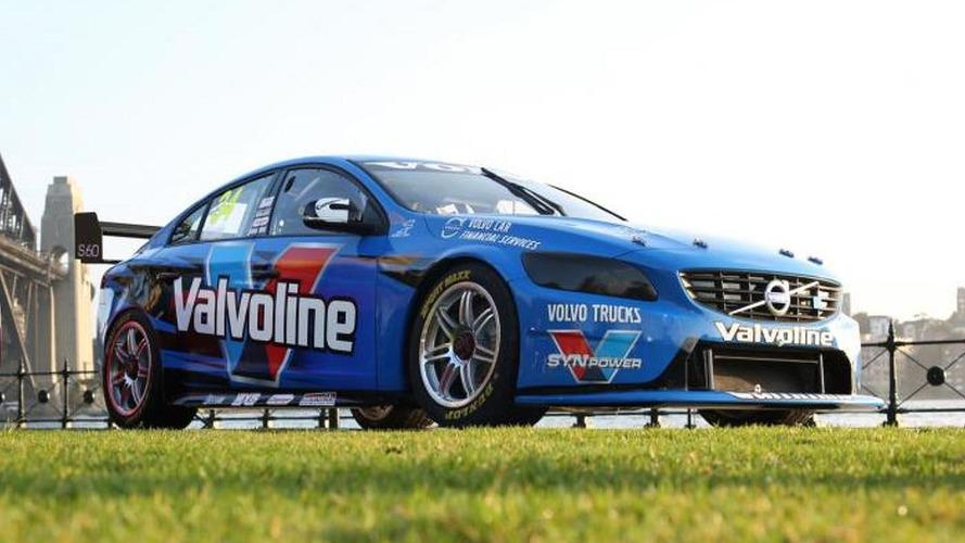 Volvo S60 V8 Supercar breaks cover with 650 HP V8 5.0-liter engine