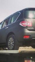 2014 Nissan Patrol spy photo 02.11.2013