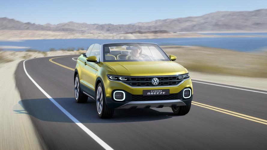 Volkswagen T-Cross estreia no 2º semestre de 2018 e será brasileiro