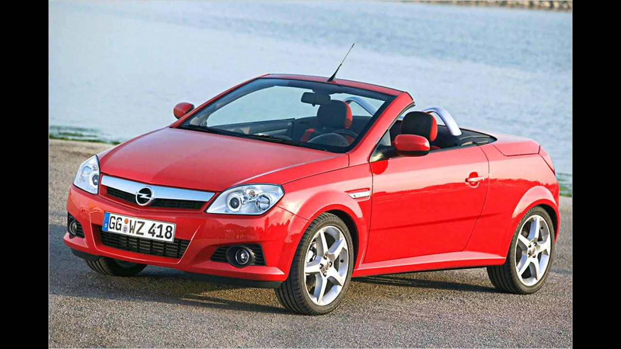 Opel Tigra TwinTop (2004-2009)