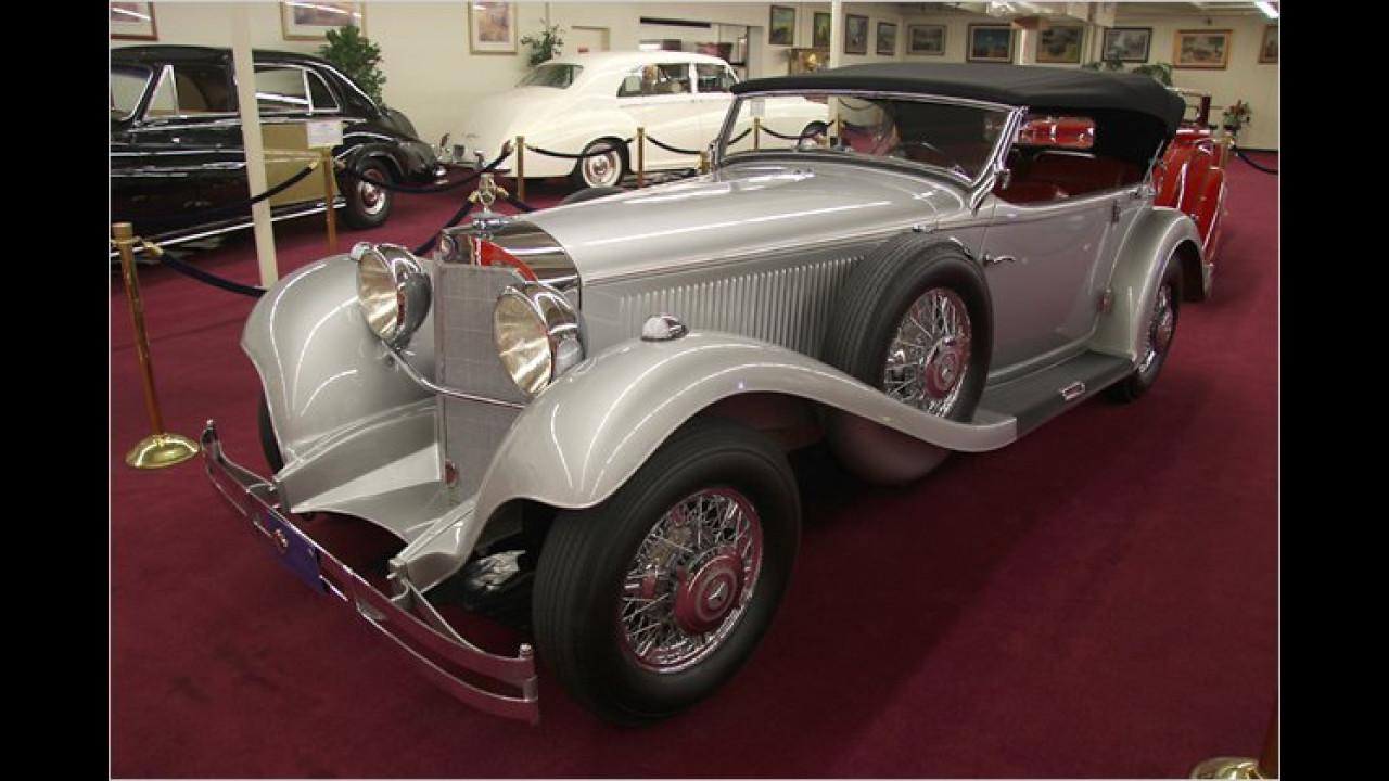1936 Mercedes-Benz 500K Offener Tourenwagen