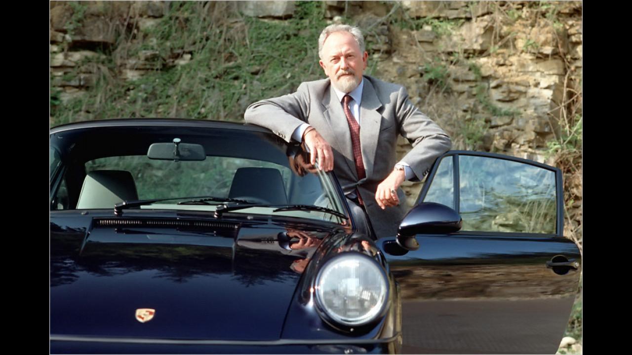 F.A. Porsche ist tot