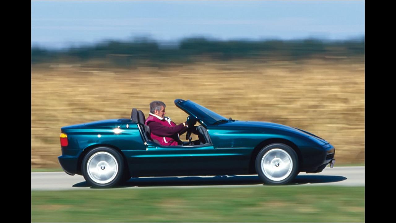 25 Jahre BMW Z1