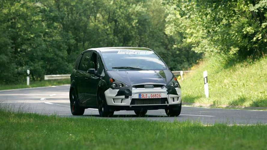 2006 Ford D-MAX Spy Photo Update