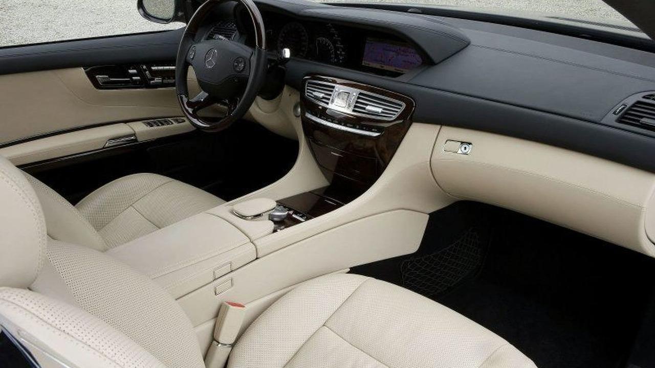 2006: Mercedes-Benz CL-Class Coupe
