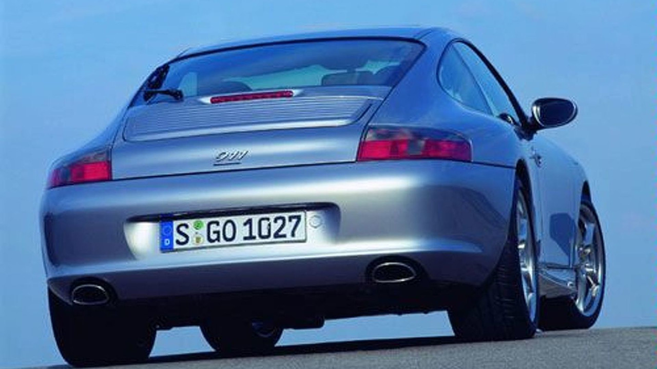 Porsche 911 4oth Anniversary