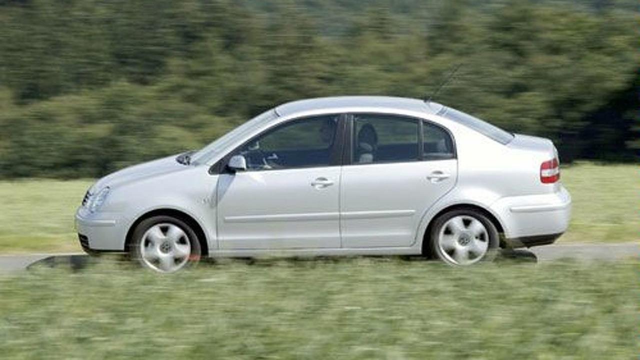 VW Polo Saloon