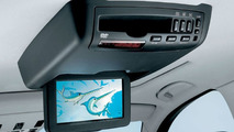 BMW accessories: DVD system