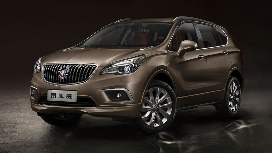 Buick Envision reportedly coming to the U.S. in 2015