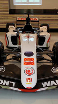 2004 BAR Honda Formula One car used by Jenson Button