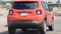 2017 Jeep Patriot & Compass successor spy photo