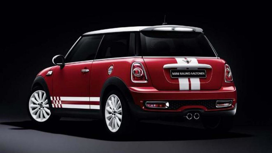 MINI Cooper Rauno Aaltonen Edition announced